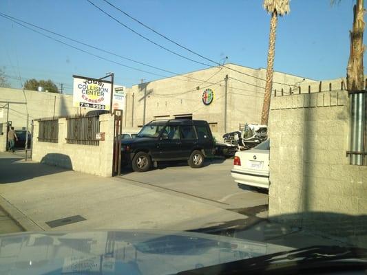 Yossi Express Auto Repair Northridge Northridge Ca Yelp