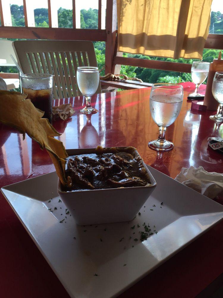 Mangos Cafe: Carretera 417 S/N, Aguada, PR