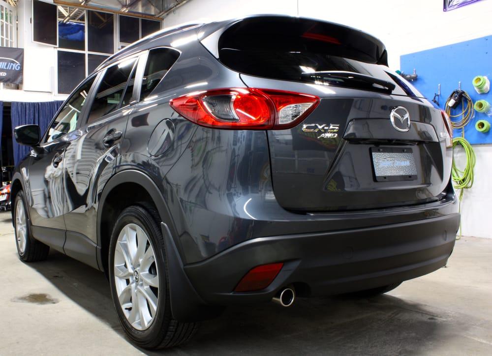 Mazda CX Wearing Ceramic Pro H Yelp - Mazda detailing
