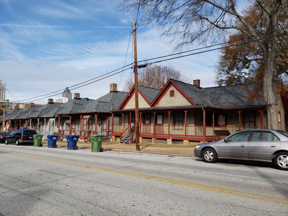 Martin Luther King, Jr. Birth Home: 501 Auburn Ave NE, Atlanta, GA
