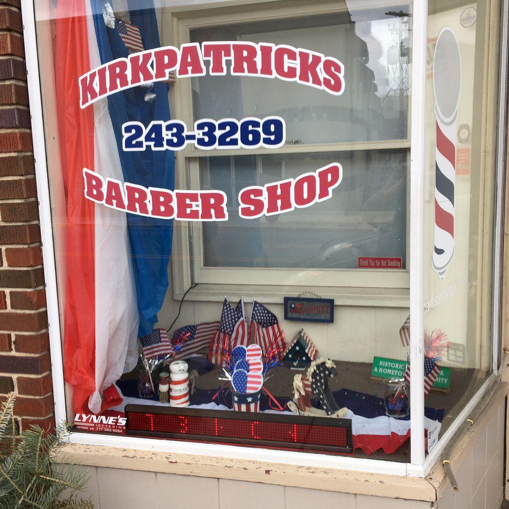 Kirkpatrick's Barber Shop