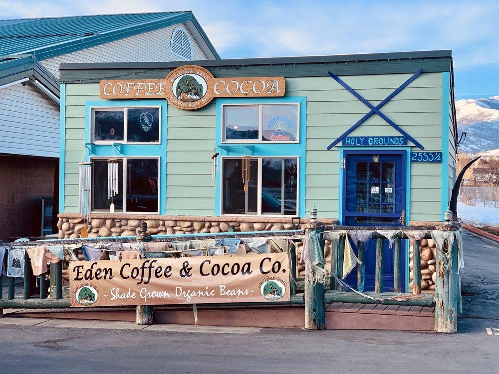Eden Coffee & Cocoa Company: 2555 Wolf Creek Dr, Eden, UT