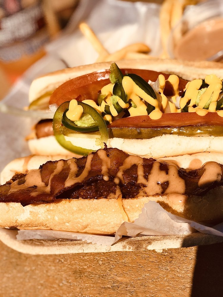 Sup Dogs: 213 E 5th St, Greenville, NC