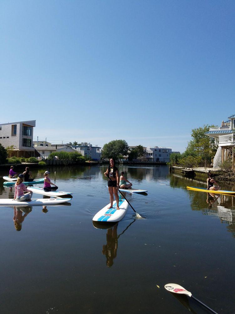 Liquid Bliss Yoga: 7806 Long Beach Blvd, Harvey Cedars, NJ
