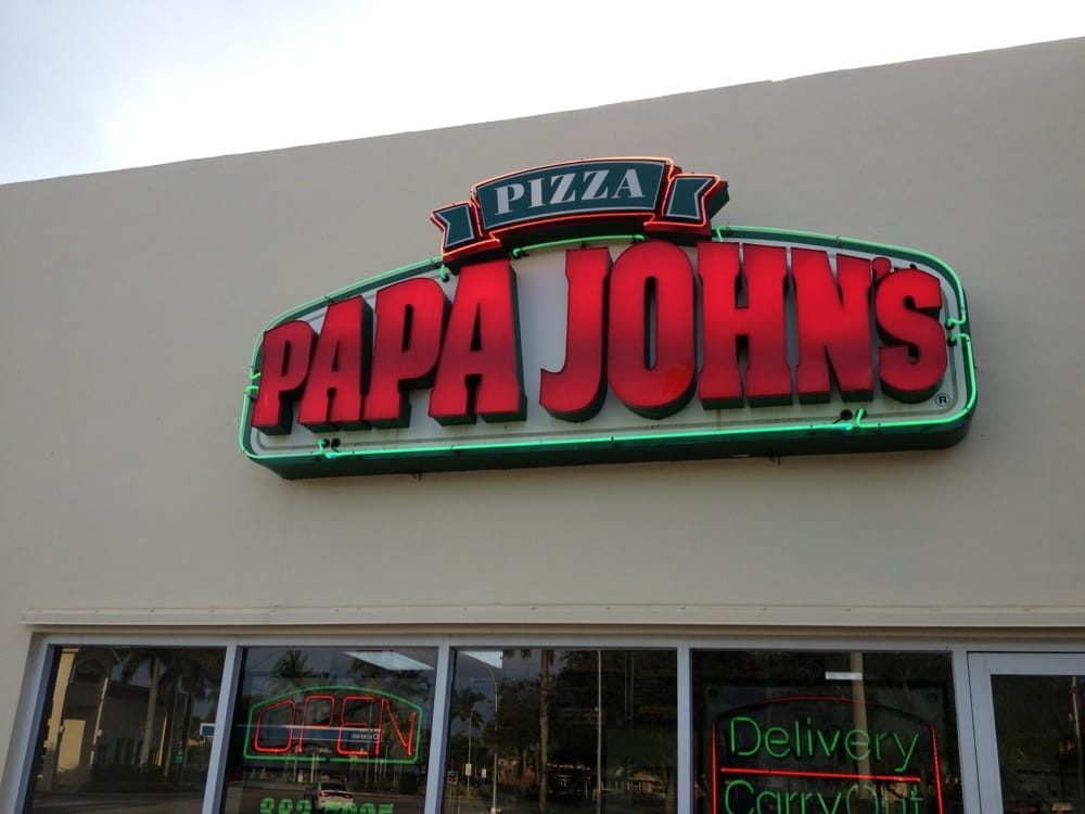 Papa John's Pizza - Pizza - Miami Springs, FL - Photos ...