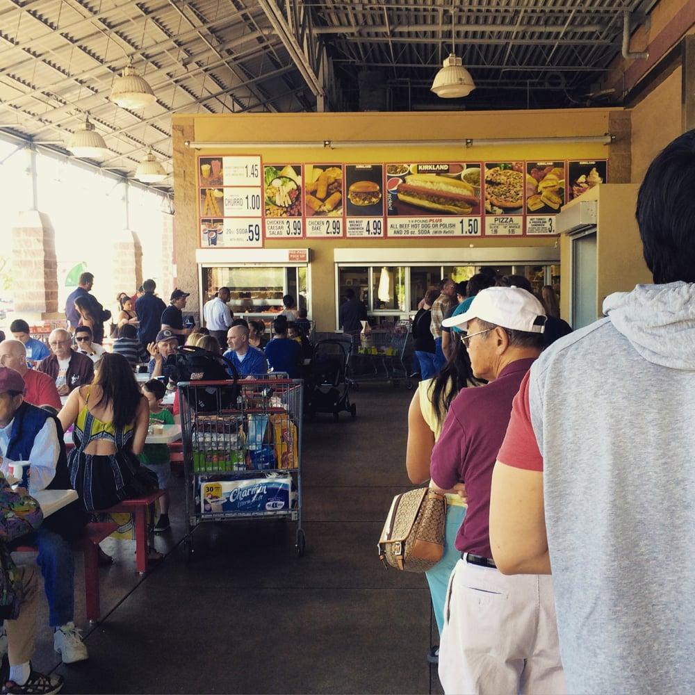 Costco Sacramento Food Court