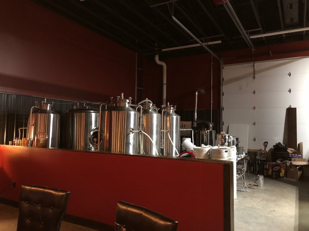 Ombibulous Brewing: 1419 Winchester Way, Altoona, WI