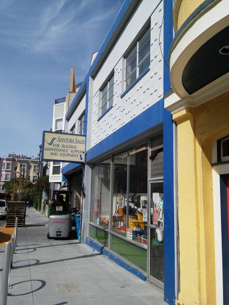 Santora Supply: 825 Valencia St, San Francisco, CA