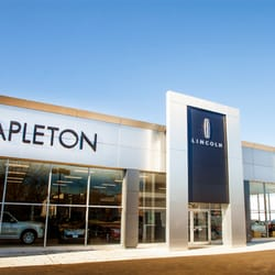 napleton lincoln in glenview 29 reviews car dealers 1610 waukegan rd glenview il phone. Black Bedroom Furniture Sets. Home Design Ideas