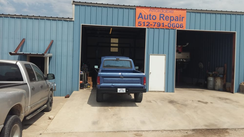 Affordable Auto Repair: 13800 W Hwy 29, Liberty Hill, TX