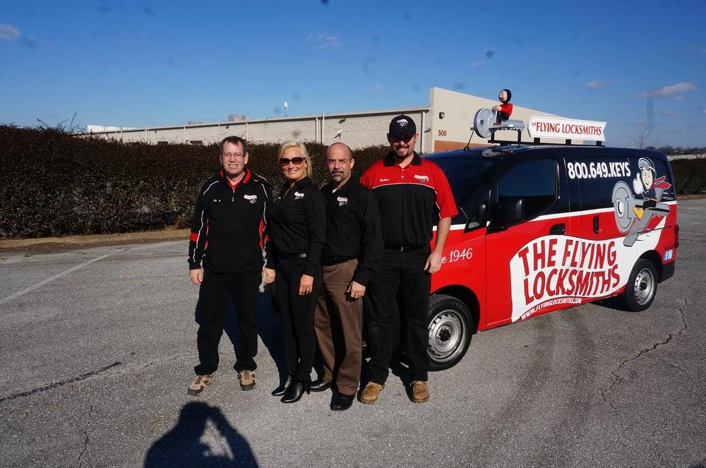 The Flying Locksmiths - Chattanooga: 5959 Shallowford Rd, Chattanooga, TN