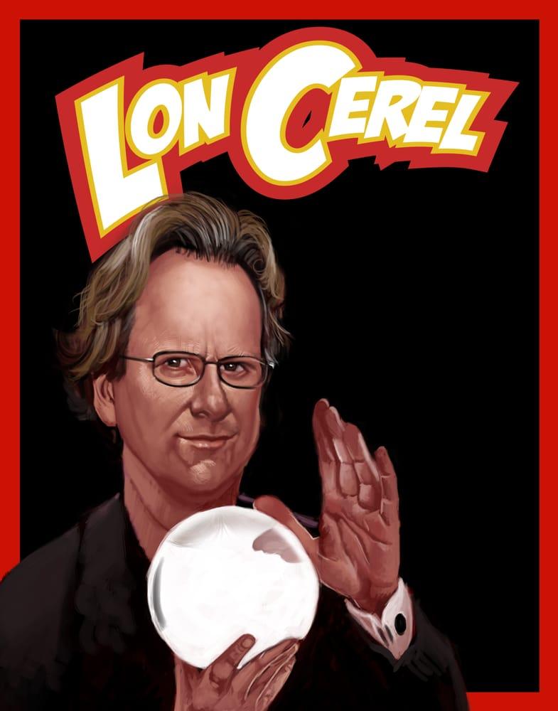 Lon Cerel Magician: 18 Pinewood Ave, Johnston, RI