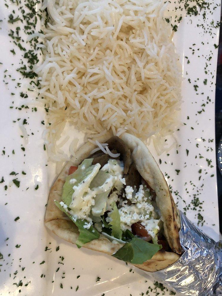 Arianas Greek Restaurant: 1720 Sunset Blvd, West Columbia, SC