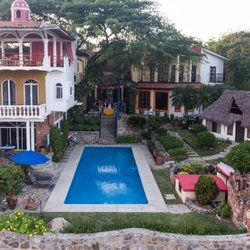 Jardin Del Mar Guest Houses Camino Al Tizate S N Cruz De