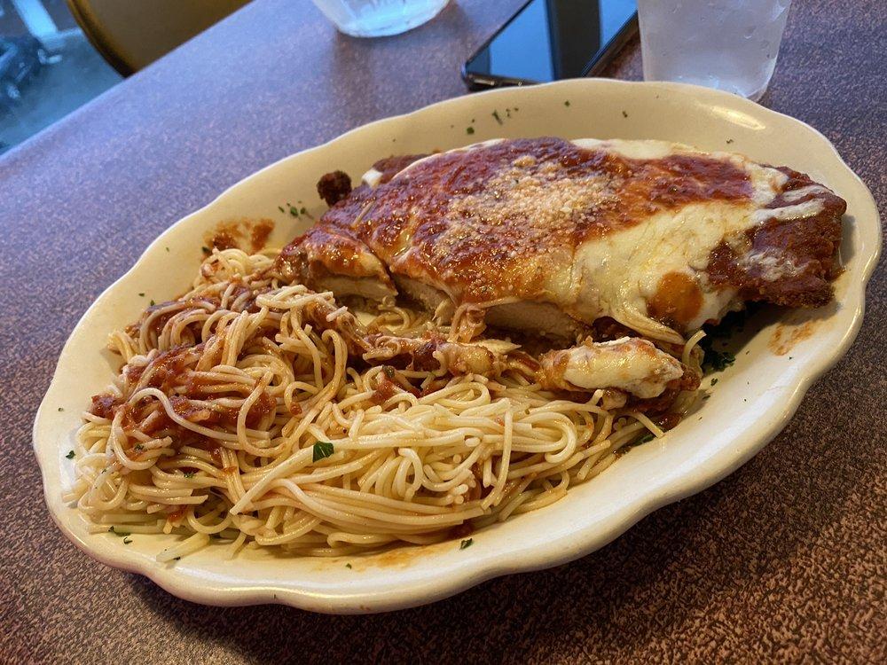 Montage Italian Grill: 3380 State Rte 14, Watkins Glen, NY