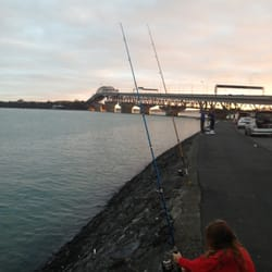 secret fishing spots around auckland a yelp list by glenn m