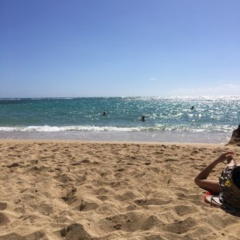 Photo Of Kaimana Beach Honolulu Hi United States