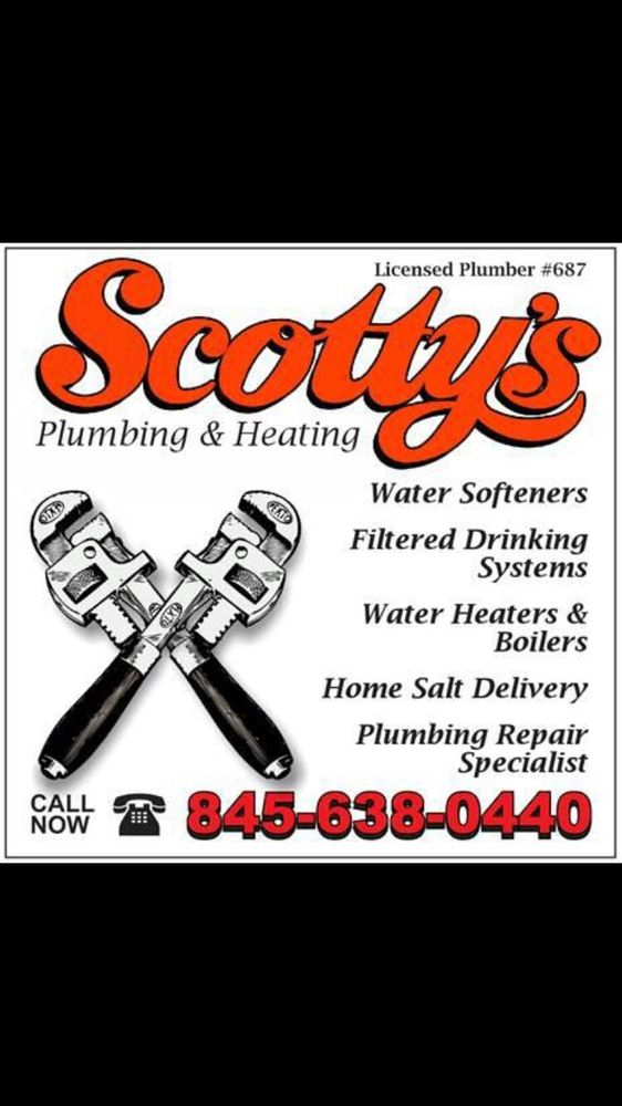 Scotty's Plumbing & Heating: 341 Phillips Hill Rd, New City, NY
