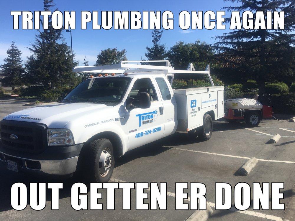 triton plumbing 10 photos 53 reviews plumbing santa clara ca phone number yelp