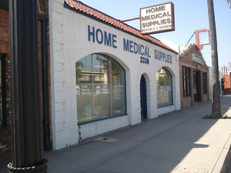 Home Medical Supplies: 3330 E Colorado Blvd, Pasadena, CA