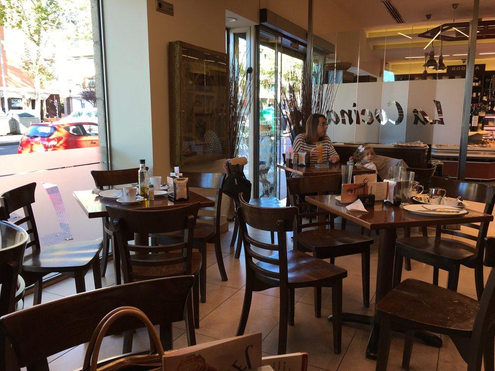 La Cocina Alcala De Henares | La Cocina Desserts Calle Jose Maria Pereda 2 Alcala De