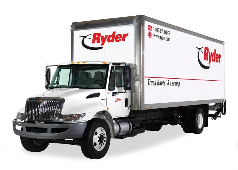 Ryder Truck Rental Truck Rental 5366 W 83rd St