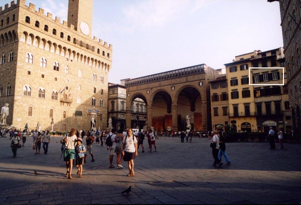 Soggiorno antica torre bed breakfast piazza della for Firenze soggiorno