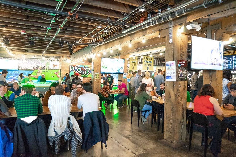 Flatstick Pub - Pioneer Square