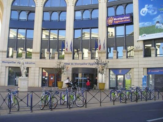 V lostation parking tramway saint jean le sec bycykler avenue de librilla saint jean de - Saint jean de vedas tram ...