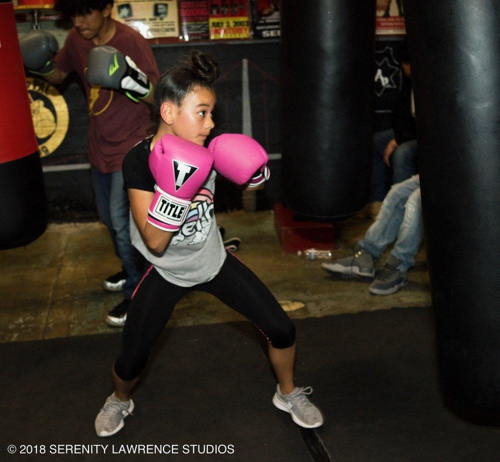 Pal Boxing Club: 917 Marin St, Vallejo, CA
