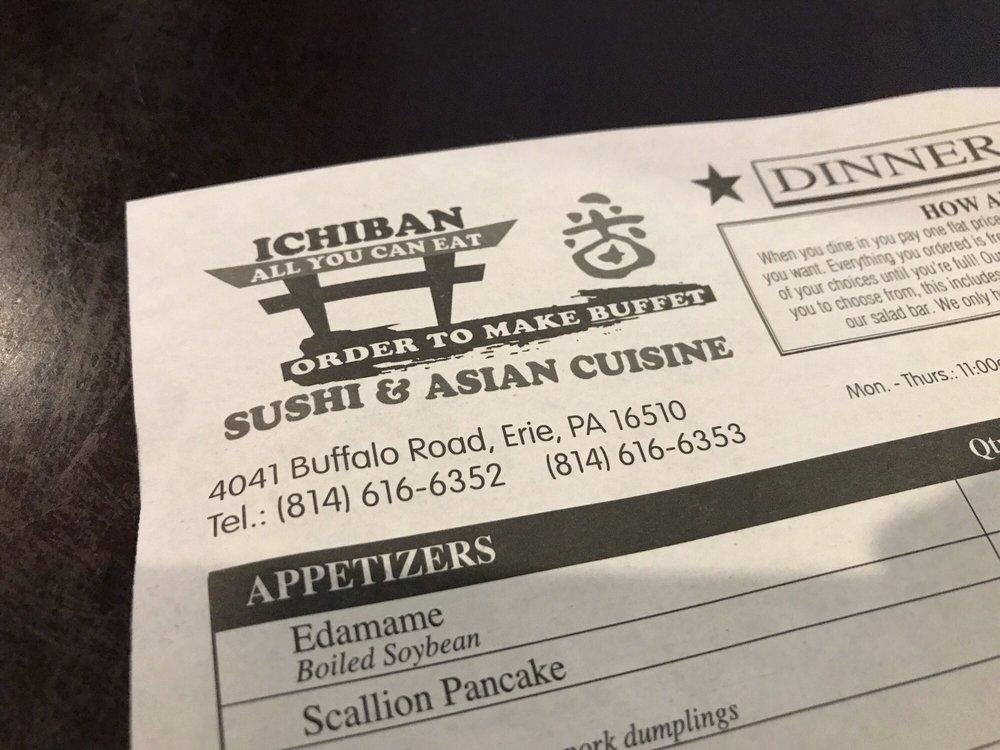 Ichiban - 114 Photos & 49 Reviews - Chinese - 4041 Buffalo