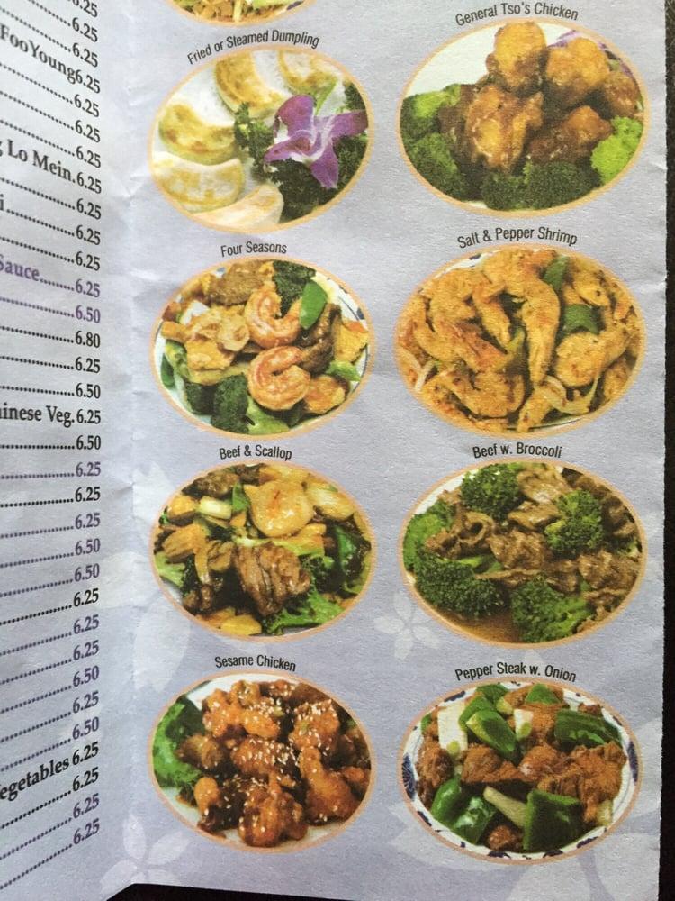 Lin Chinese Food Radford Va