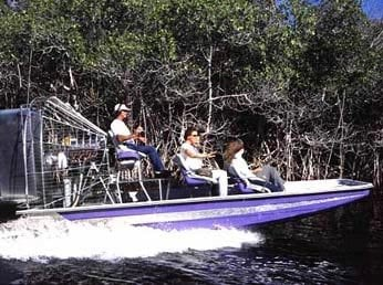 Everglades Airboat Tours Closed Boat Tours 17 W