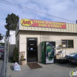 photo of a k frame alignment santa clarita ca united states