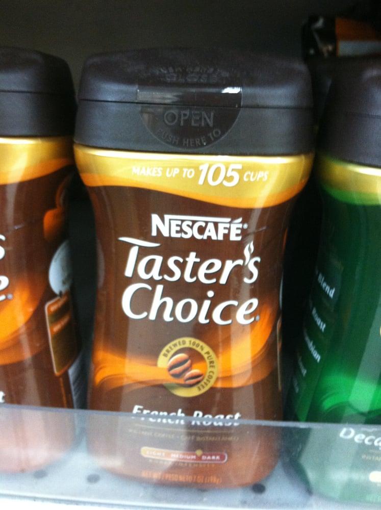 Nescafe French Roast Coffee Best Instant Coffee Yelp