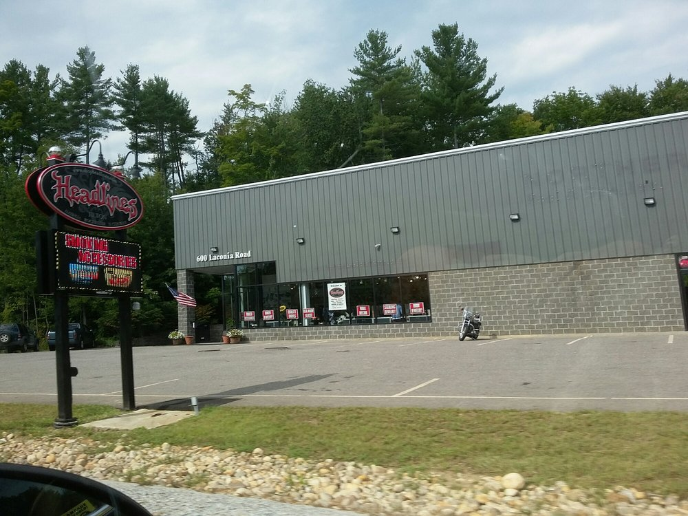 Headlines Boutique: 600 Laconia Rd, Tilton, NH