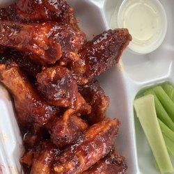 Hot Wings Express Chicken Wings 5452 Atlanta Hwy Montgomery Al