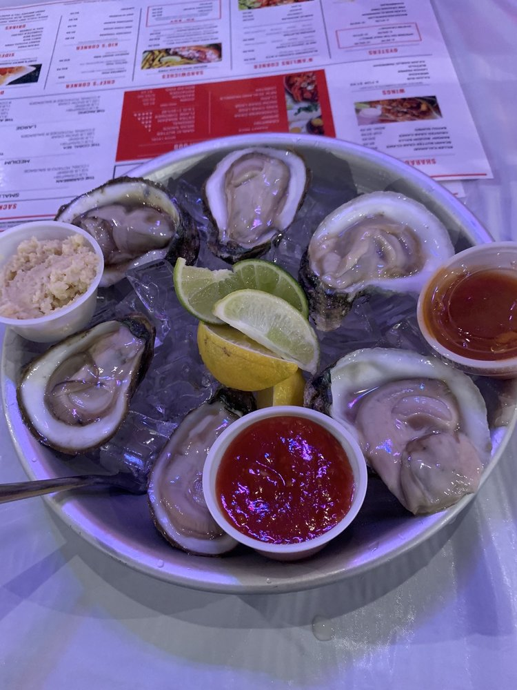 Social Spots from Crab station and Oyster Bar - Odessa