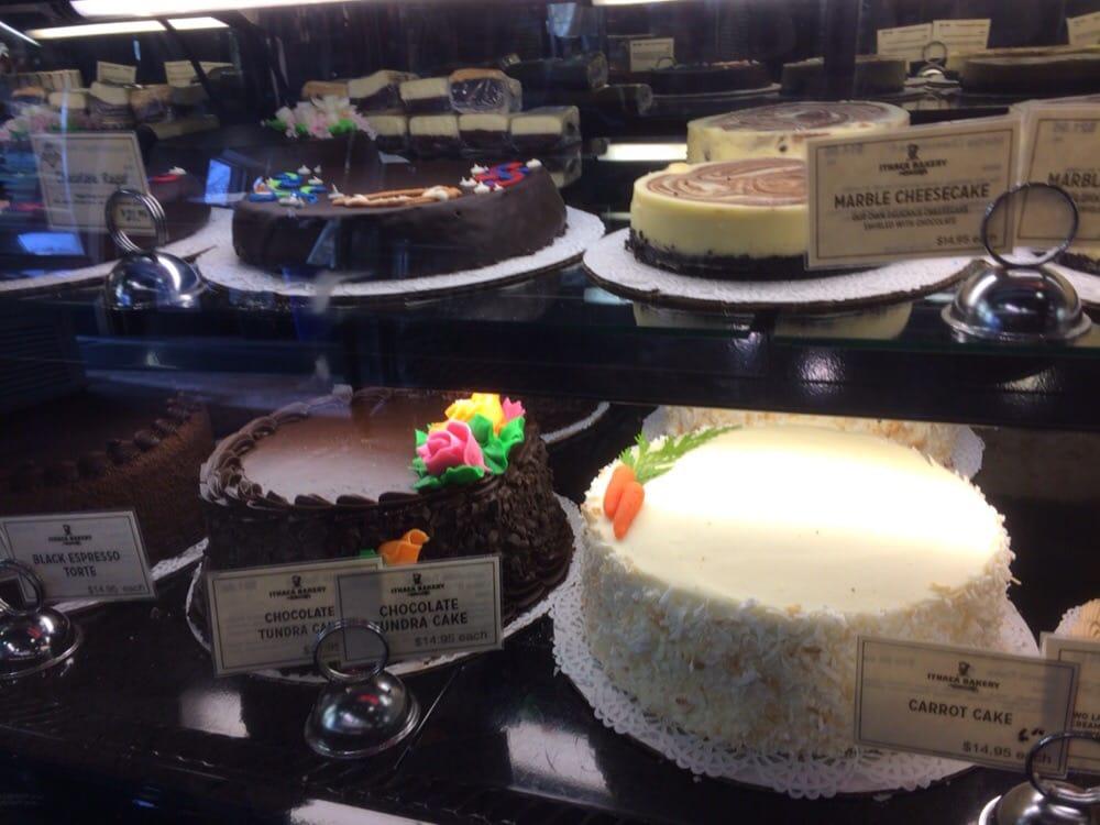 Cakes In Ithaca Ny