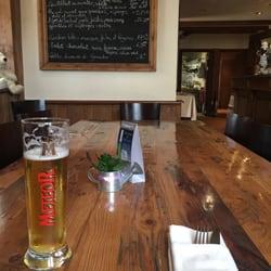 Auberge du grenadier restauranter 6 h tel de ville for Salle a manger yelp