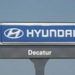 University Hyundai Of Decatur Bilhandlare 1211