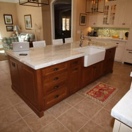 Captivating Photo Of Kitchens By Design   Vero Beach, FL, United States. Stained Island Part 28