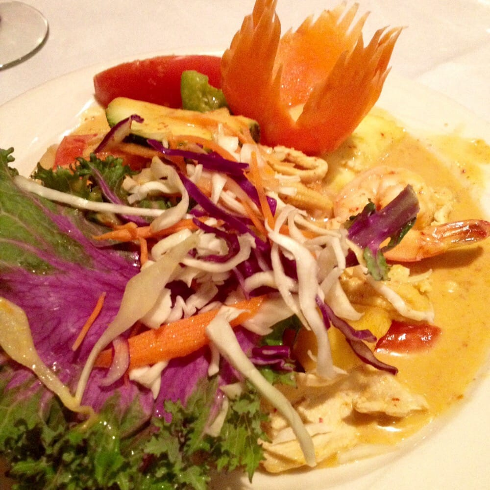 Thai Garden: 2 Bridge St, Northampton, MA