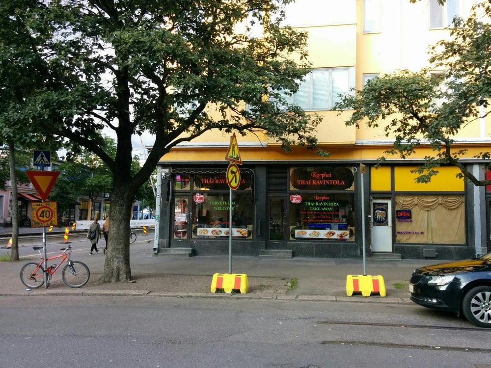 salaisuus thaimaalainen suudella lähellä Helsinki