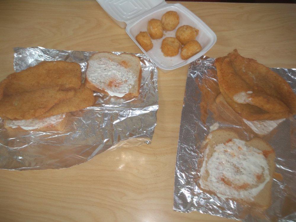 Joon Fried Fish Market