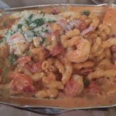 photo of gerrys italian kitchen watertown ma united states abruzzo with shrimp - Gerrys Italian Kitchen