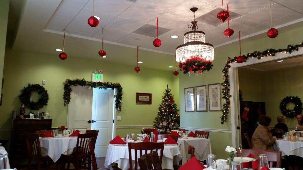 Wonderful time at Denver Tea Room - Review of The Denver ...