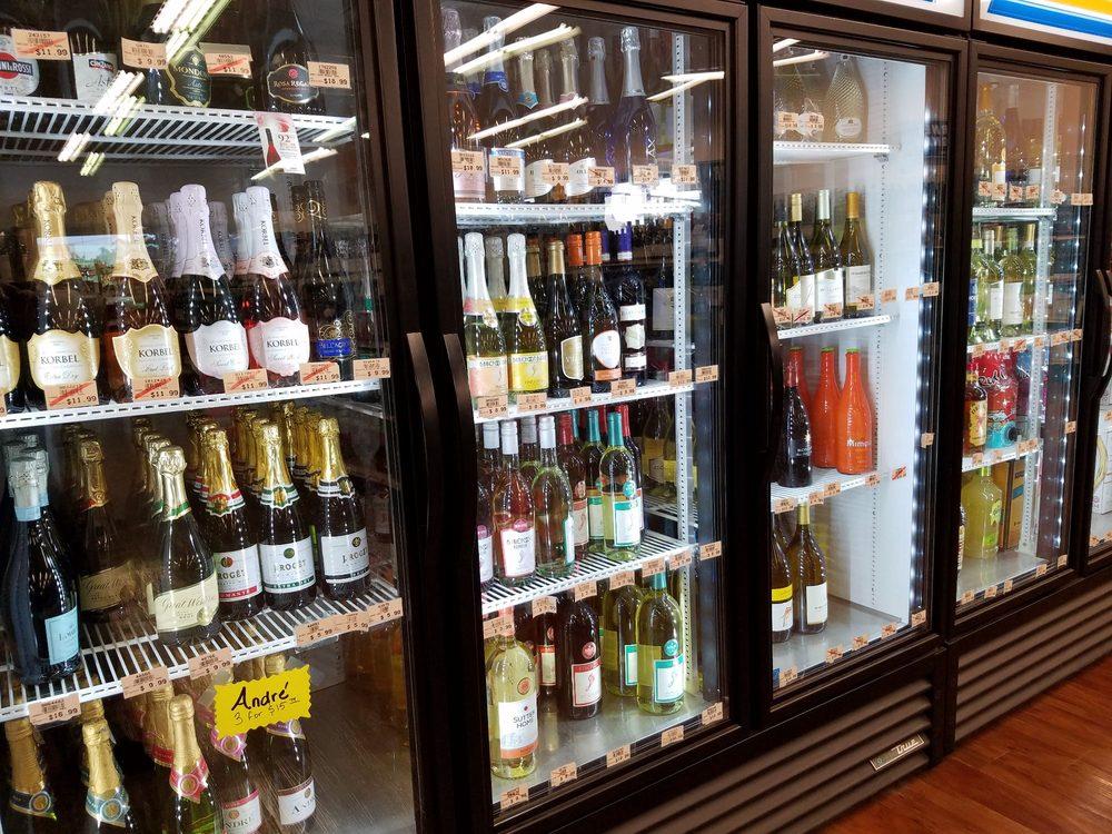 Liquor Warehouse: 2255 E Ridge Rd, Rochester, NY