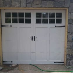Photo of Infinity Doors - Hackensack NJ United States. Fiberglass overlay carriage house & Infinity Doors - 53 Photos - Garage Door Services - Hackensack NJ ... pezcame.com