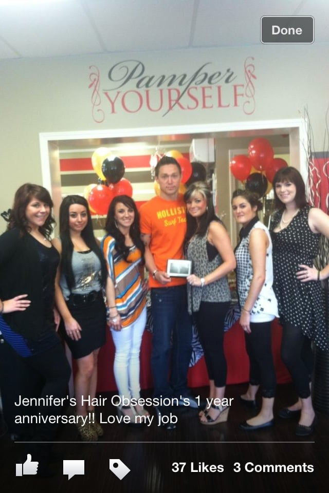Jennifer's Hair Obsession: 14962 S State Ave, Middlefield, OH